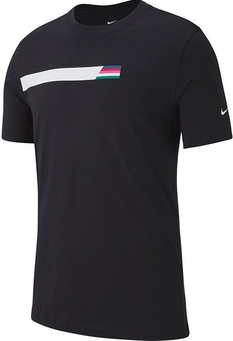 Футболка мужская Nike  AO1140-010  sp19 - фото 12601