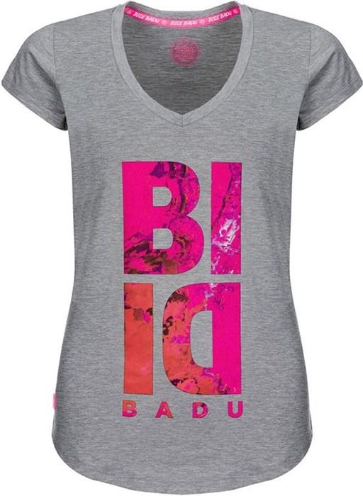 Футболка женская Bidi Badu Tala Lifestyle Grey  W354008191-GR - фото 18273