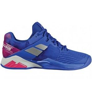 Кроссовки женские Babolat Propulse Fury Clay Blue/Pink  31S18554-4027
