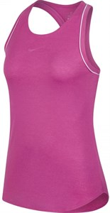 Майка женская Nike Court Dry Active Fuchsia/White  939314-623  sp19