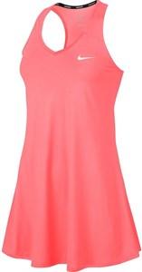 Платье женское Nike Court Pure Lava Glow/White  872819-676  sp18