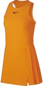 Платье женское Nike Court Zonal Cooling Slam Orange Peel  933441-831  fa18