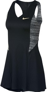 Платье женское Nike Court Maria Black/White  AH7851-010  fa18