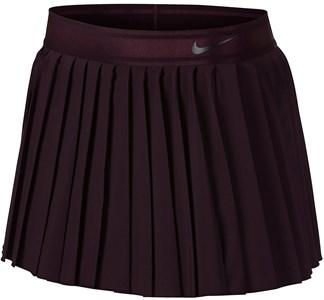 Юбка женская Nike Court Victory Burgundy Ash/Black  933218-659  su19