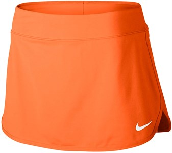Юбка женская Nike Court Pure Orange Tart/White  728777-867  su17