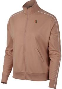 Куртка женская Nike Court Warm Up Rose Gold/White  AV2454-605  sp19