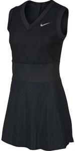Платье женское Nike Court Dry Slam Black/White  AT5140-010  fa19