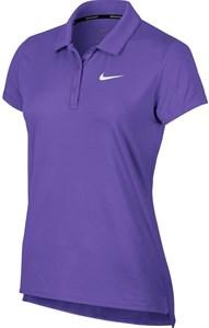 Поло женское Nike Court Pure Psychic Purple  830421-550  fa19
