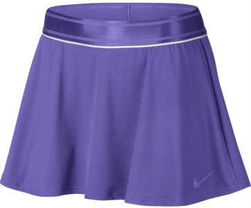 Юбка женская Nike Court Dry Flouncy Psychic Purple/White  939318-550  fa19