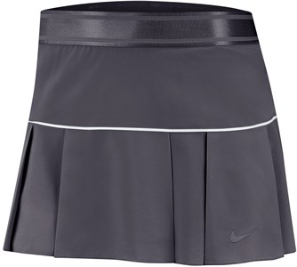 Юбка женская Nike Court Victory Gridiron/White  AT5724-015  fa19