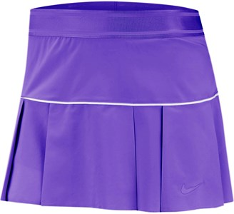 Юбка женская Nike Court Victory Psychic Purple/White  AT5724-550  fa19