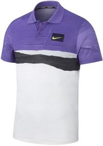 Поло мужское Nike Court Advantage New York  AT4155-550  fa19