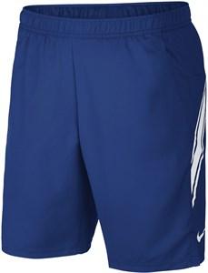 Шорты мужские Nike Court Dry 9 Inch Blue/White  939265-438  sp19