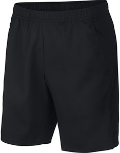 Шорты мужские Nike Court Dry 9 Inch Black  939265-010  fa18