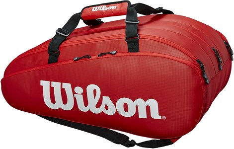 Сумка Wilson TOUR 3 Comp X15 Red  WRZ847915
