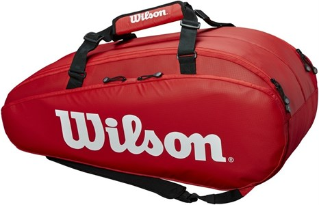 Сумка Wilson TOUR 2 Comp X9 Red  WRZ848909