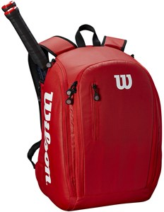 Рюкзак Wilson TOUR Red/White  WRZ847996