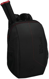 Рюкзак Wilson Federer Team Black/Red  WRZ833795