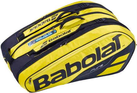 Сумка Babolat Pure Aero X12 Yellow/Black  751180