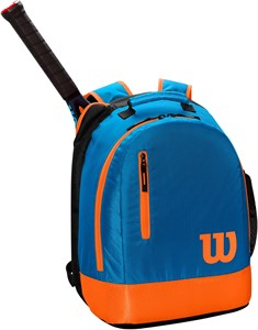 Рюкзак детский Wilson YOUTH BLUE/ORANGE  WR8000004001  sp19