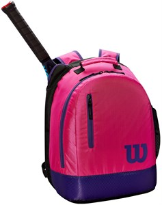 Рюкзак детский Wilson YOUTH Pink/Purple  WR8000002001