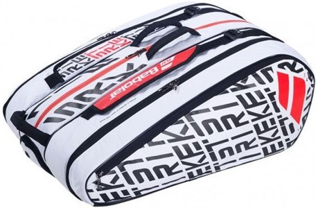 Сумка Babolat Pure Strike X12 White/Black/Red  751201-149