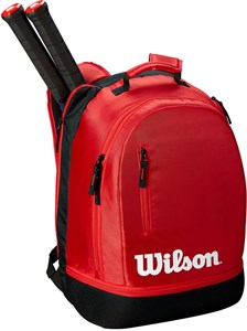 Рюкзак Wilson TEAM BACKPACK BLACK/RED  WRZ857996  sp19