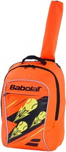 Рюкзак детский Babolat Junior Club Orange/Black  753075-110