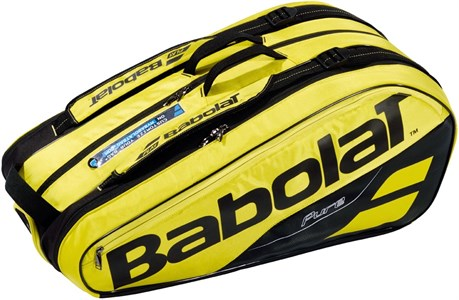 Сумка Babolat Pure Aero X9 Yellow/Black  751181