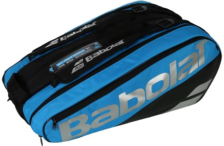 Сумка Babolat Pure Drive VS X9 Black/Blue  751200