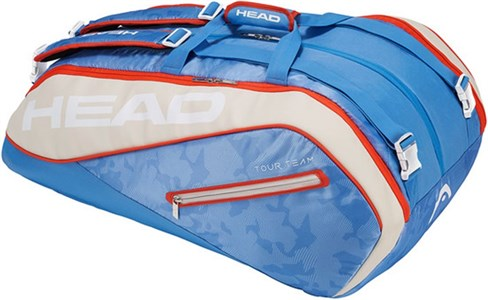 Сумка Head TOUR TEAM X12 Monstercombi Light Blue/Sand  283108-LBSA