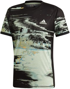 Футболка мужская Adidas New York Printed Crew  DX4322  fa19