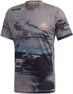 Футболка мужская Adidas New York Printed Crew  DZ6217  fa19