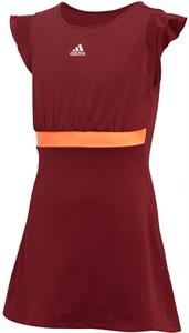 Платье для девочек Adidas Ribbon Burgundy  EC3561  fa19