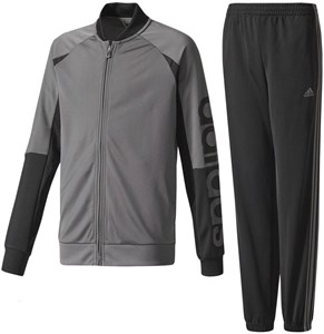 Костюм для мальчиков Adidas Linear  CE8602  fa17