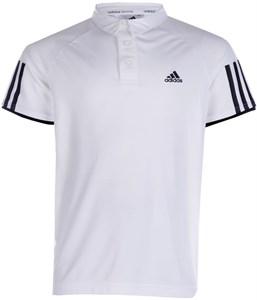 Поло для мальчиков Adidas Club White/Black  AJ3247  fa16