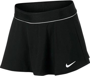 Юбка для девочек Nike Court Flouncy Black/White  AR2349-010  sp19