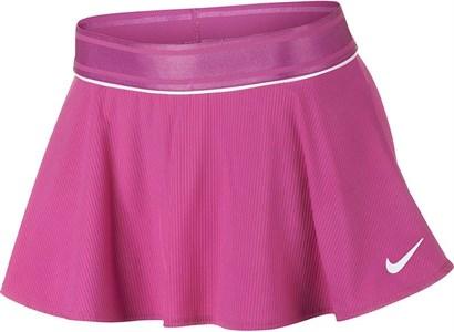 Юбка для девочек Nike Court Flouncy Fuxia/White  AR2349-623  sp19