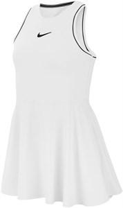 Платье для девочек Nike Court Dry White/Black  AR2502-100  su19