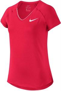 Футболка для девочек Nike Court Pure Pink  832334-653  fa17