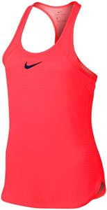 Майка для девочек Nike Court Dry Fluo Pink  859935-667  fa17