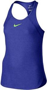 Майка для девочек Nike Court Slam Paramount Blue 724715-452  su17