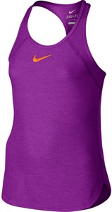 Майка для девочек Nike Court Slam Purple  724715-584  su17