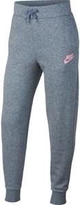 Брюки для девочек Nike Grey  939451-445  fa18