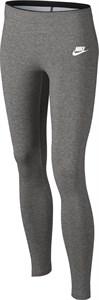Леггинсы для девочек Nike Club Logo  844965-065  fa17