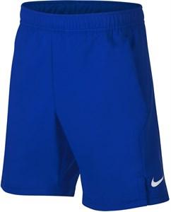Шорты для мальчиков Nike Court Dry Game Royal/White  AR2484-480  fa19