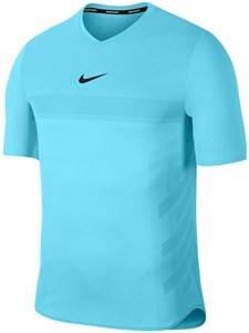 Футболка для мальчиков Nike Court Legend Rafa Light Blue  AO2959-438  su18
