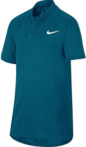 Поло для мальчиков Nike Court Advantage Green Abyss  AO8353-301  su18