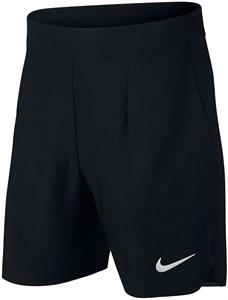 Шорты для мальчиков Nike Court Ace Black/White  AO8354-010  sp18
