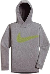 Кофта для мальчиков Nike Breathe Grey  881989-027  sp18